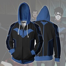 Batman 3D printing hoodie sweater cloth