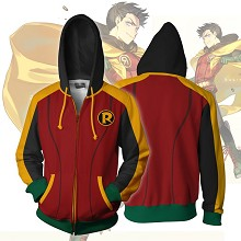 Batman Robin 3D printing hoodie sweater cloth
