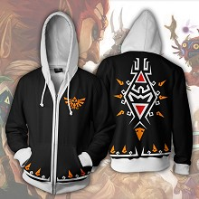 The Legend of Zelda 3D printing hoodie sweater clo...