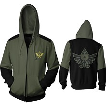 The Legend of Zelda printing hoodie sweater cloth