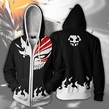 Bleach anime 3D printing hoodie sweater cloth