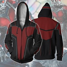 Ant-Man 3D printing hoodie sweater cloth
