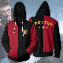 Harry Potter 3D printing hoodie sweater cloth