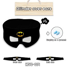 Batman eye path blinder over ears a set