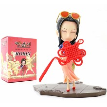 One Piece Robin new year anime figure