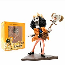One Piece Brook new year anime figure
