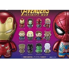 The Avengers figures set(12pcs a set)