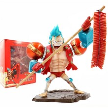 One Piece Frank new year anime figure