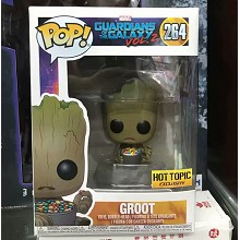 Funko POP 264 Guardians of the Galaxy Groot figure