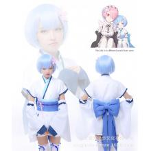 Re:Life in a different world from zero REM cosplay...