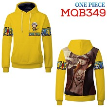 One Piece Law anime hoodie cloth