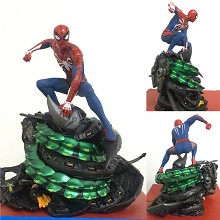 PS4 game Spider man figure