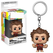 Funko POP Wreck-It Ralph figure doll key chain