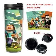 Minecraft game cup