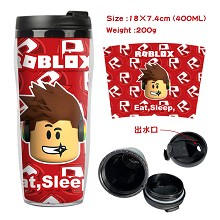 Roblox game cup