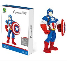Marvel Captain America Building Blocks 2300PCS