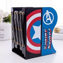 Captain America bookshelves bookcase