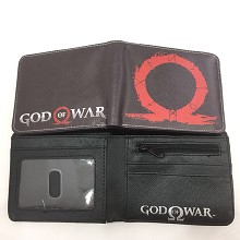 God of War game wallet