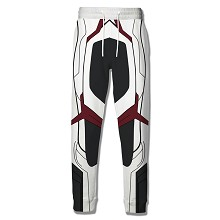 Avengers Endgame movie 3D printing pants trousers ...