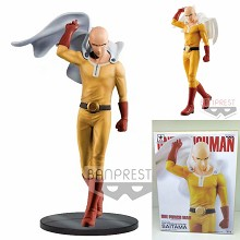 DXF One Punch Man anime figure