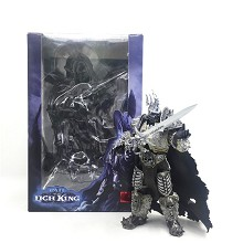 Warcraft Arthas Menethil game figure