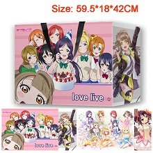 Love live anime paper goods bag gifts bag