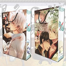 Gintama anime paper goods bag gifts bag