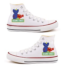 Sesame Street anime shoes a pair
