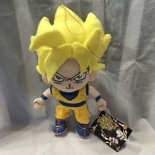 8inches Dragon Ball Goku anime plush doll
