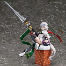 Fate FGO Alter Lily Joan of Arc anime figure