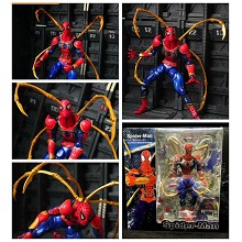 Iron spider man movie figure
