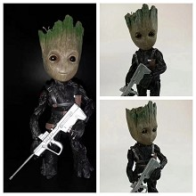 Guarians of the Gaaxy 2 Groot cos Winter Soldier f...