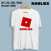 ROBLOX game cotton t-shirt