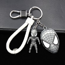 The Avengers Spider Man key chains a set