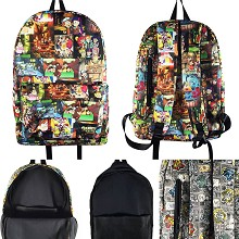 Gravity Falls anime backpack bag