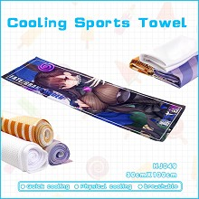 Fate Grand Order cooling sports towel
