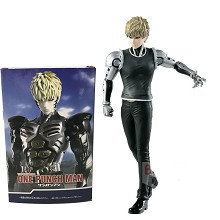 One Punch Man Genos anime figure