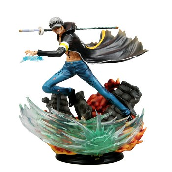 One Piece GK Law anime figure