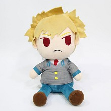 4.8inches My Hero Academia Bakugou Katsuki anime plush dolls set(10pcs a set)