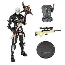 Fortnite game figure