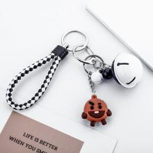 BTS SHOOKY key chain a set