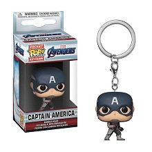 Funko POP The Avengers Captain America figure doll...