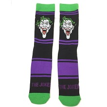 Batman joker cotton socks a pair