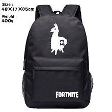 Fortnite game backpack bag