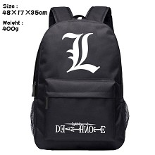 Death Note anime backpack bag