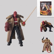 6inches Hellboy anime figure