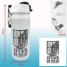 Attack on Titan anime cup