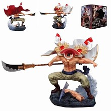 One Piece GK Edward Newgate anime figure