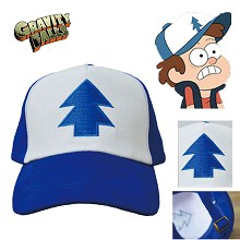 Gravity Falls anime cap sun hat