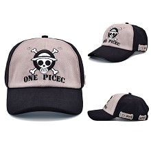 One Piece anime cap sun hat